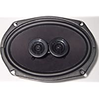 4X10 Dual Voice Coil Speaker by Custom Autosound