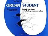 Organ Student, David Carr Glover, Phyllis Gunther, 0769241778