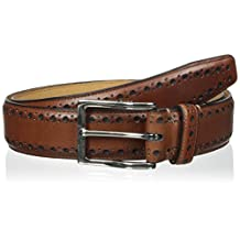 Cole Haan Men's 35mm Feather-Edge Belt
