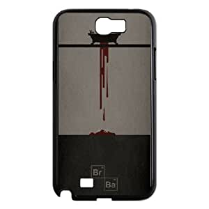 Samsung Galaxy N2 7100 Cell Phone Case Black Breaking Bad Phone cover Y4465132