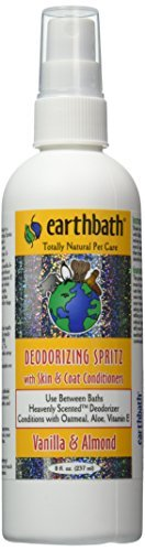 Earthbath Vanilla Almond Dog Spray, 8oz.