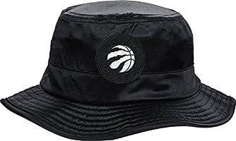 adidas AK6155 Toronto Raptors Bucket Hat with Marble Top (Black - L/XL)