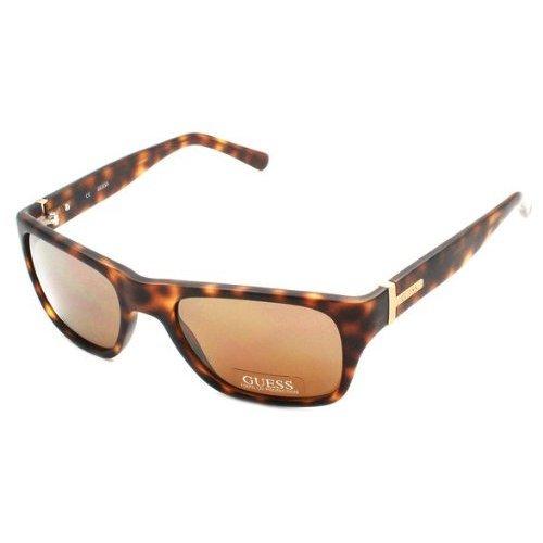Guess GU6732 MTO 1F Mens Matte Tortoise Frame - Matte Sunglasses Tortoise
