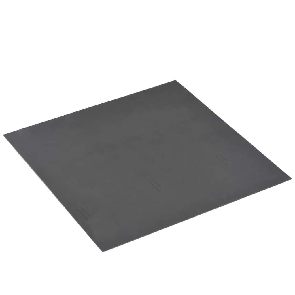 como Cocinas Salones Ba/ños Festnight Lamas para Suelo de PVC Autoadhesivas M/ármol Negro 5,11 M/²// 1,5 Mm Resistente y Antideslizante Ideal para Suelos Concurridos