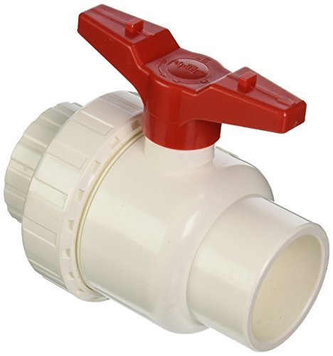 "ZODIAC POOL SYSTEMS INC 6957 BALL VALVE UNION 2"" SLIP"