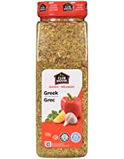 Club House, Quality Natural Herbs & Spices, One Step Seasoning, Greek, 510g - Packaging May Vary