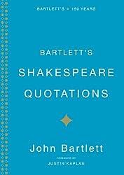 Bartlett's Shakespeare Quotations
