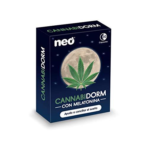 Neo Cannabidorm 30 Capsulas Líquidas 30 Unidades 21 g