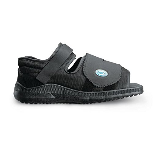 Physical Therapy Aids 081051267 DARCO Med-Surg Shoe, Small, Men's by Physical Therapy Aids