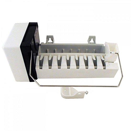 NEW Refrigerator Icemaker for Maytag Amana Jenn Air Whirlpool D7824706Q W10190965 ()