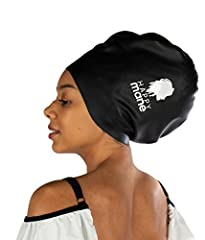 Happy Mane Swim Cap for Braids and Dreadlocks                       Are you tired of waiting for hours until your long thick hair dries after a swim?                       Need a quick shower but don't want the hassle of gett...