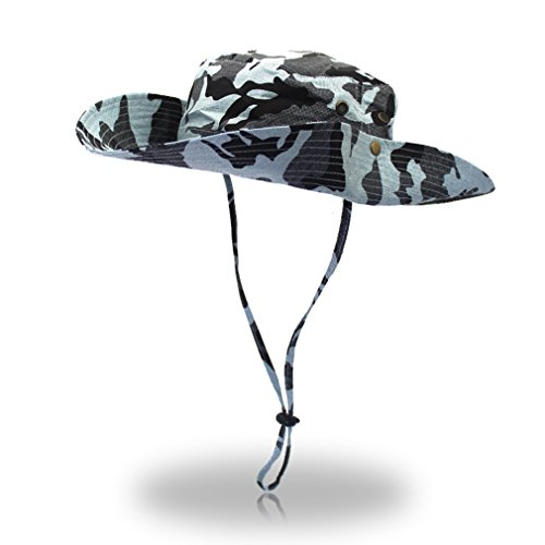 APAS Outdoor Packable Brimmed Camouflage