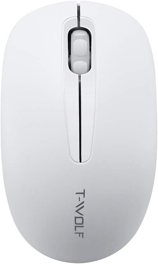 Electronics Baoer Q3/Q3B Wireless Mouse Silent Design Computer ...