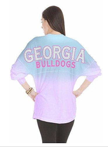 georgia bulldogs spirit jersey - 8