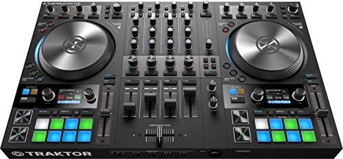 Native Instruments Traktor Kontrol S4 Mk3 DJ Controller ()