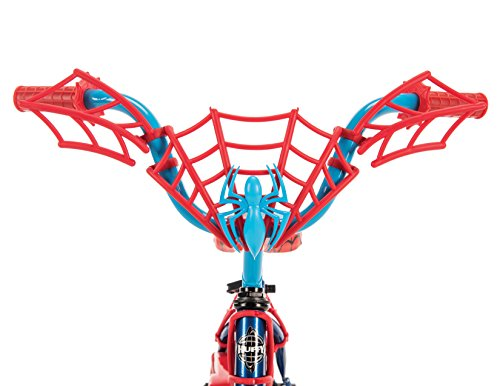 12'' Marvel Spider-Man Boys' Bike by Huffy Blue/Red by Huffy (Image #2)