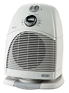 Delonghi DFH470M Fan Heater with Electronic Climate Control and Timer
