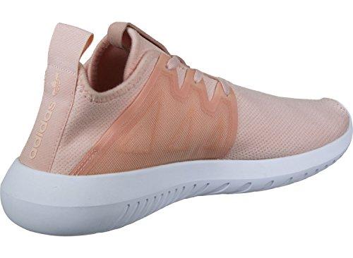 adidas Tubular Viral2 W, Zapatillas de Deporte para Mujer Rosa ((Roshel/Roshel/Ftwbla))