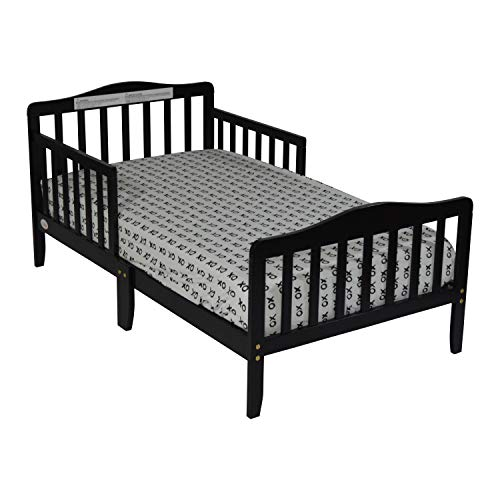 (Suite Bebe Blaire Toddler Bed, Black)