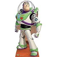 STAR CUTOUTS - Reproducción a Escala Buzz Lightyear Toy Story (SC373)