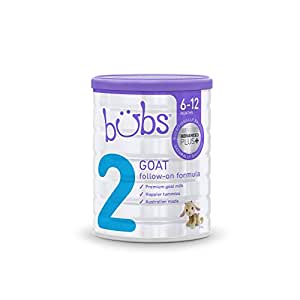 Bubs Advanced Plus+ Stage 2 Goat Milk Follow On Formula, 800 g