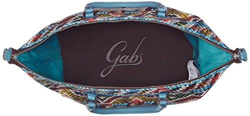 GABS G3 - Bolso de mano Mujer Mehrfarbig (Perline)