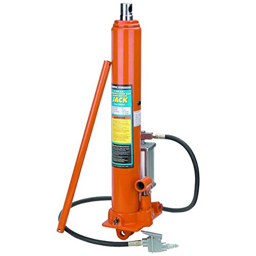 8 Ton Long Ram Air/Hydraulic Jack by Max Value Hardware