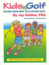 Kids & Golf - Color Your Way to Playing Golf