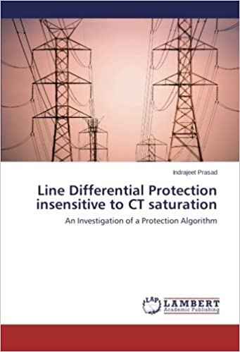 Book Line Differential Protection insensitive to CT saturation: An Investigation of a Protection Algorithm
