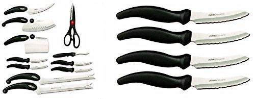 Miracle Blade III 15 Piece Knife Set (15 Blade Set)
