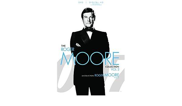 Amazon.com: James Bond-moore Vol 2+dhd-cb: Roger Moore, Lois Chiles, Carole Bouquet, Maud Adams, Christopher Walken, Lewis Gilbert, John Glen, ...