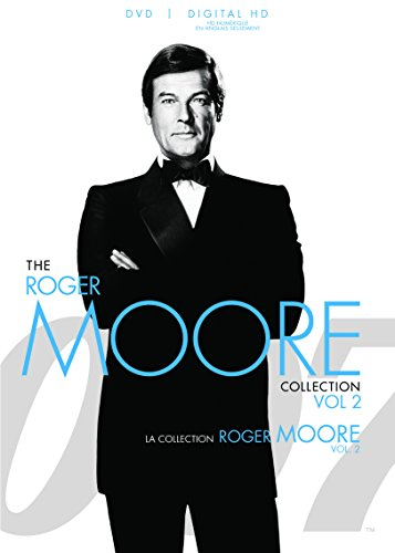 James Bond-moore Vol 2+dhd-cb (Maud Adams A View To A Kill)