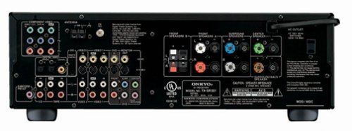 Onkyo TX-SR501 6 1-Channel Home Theater Receiver