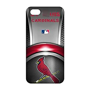 Angl 3D Case Cover Cardinals Phone Case for iPhone 5s