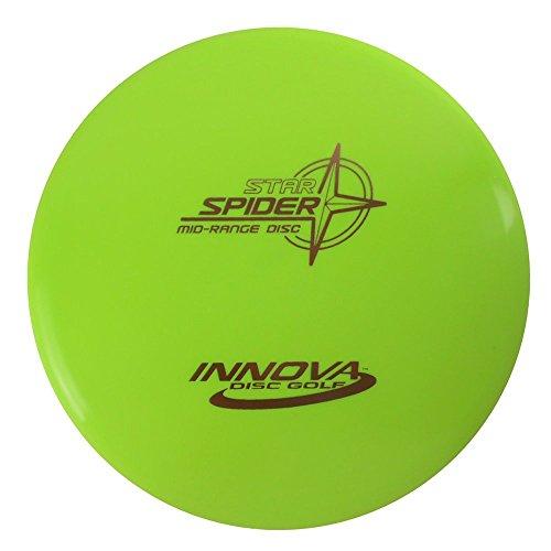 Innova Star Spider (Innova Star Spider Mid-Range Golf Disc [Colors may vary] - 170-172g)