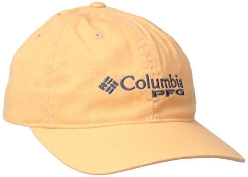Columbia Sportswear PFG Bonehead Ballcap, Peach, One Size