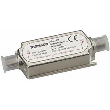 Thomson KCT201 satélite-amplificador lineal