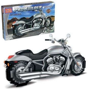 """Mega Bloks ProBuilder: """"Authentic Definition"""" Harley Davi..."""