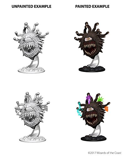 (WizKids Dungeons & Dragons: Nolzur's Marvelous Unpainted Miniatures: Beholder)