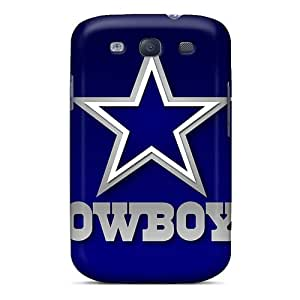 Snap-on Cases Designed For Galaxy S3- Dallas Cowboys