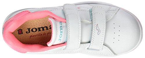 Joma W.Ginw, Zapatillas de Deporte Para Niños Blanco (613)