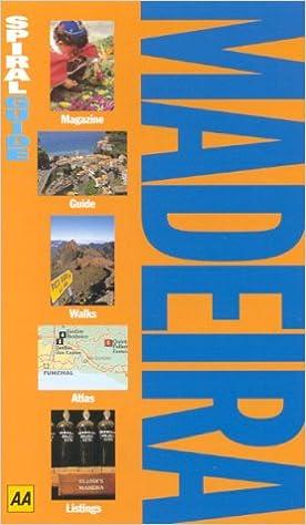 Madeira (AA Spiral Guides)