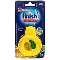 Finish Dishwasher Freshener Lemon & Lime 15g X 9