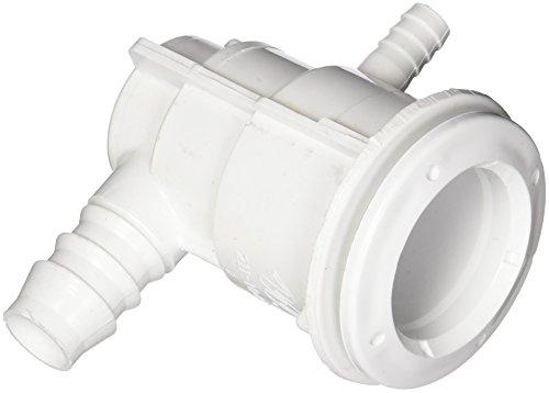 Waterway Plastics 806105059253 0.38 x 0.75 RB Ell Adjustable Mini Body