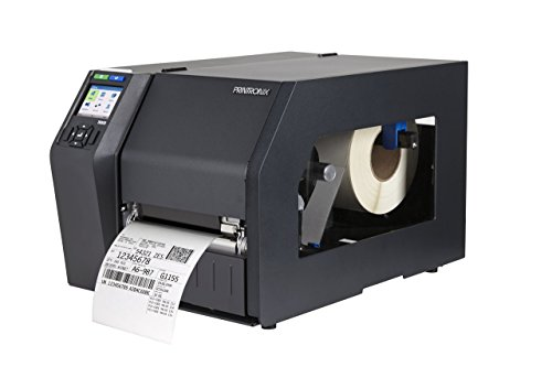 "PrintronixT83X4-1100-0 Thermal Transfer Printer, 4"" Wide, 300Dpi, RS 232 Serial, USB 2.0 and Printnet 10/100Baset from Printronix"