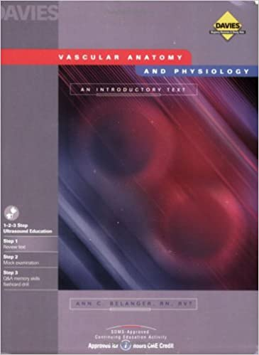 Vascular anatomy and physiology an introductory text 9780941022118 vascular anatomy and physiology an introductory text 9780941022118 medicine health science books amazon fandeluxe