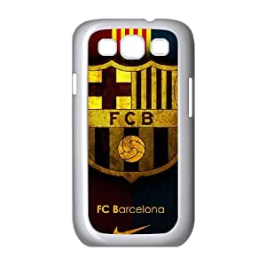 Fcb Samsung Galaxy S3 9300 Cell Phone Case White GY0C3K87