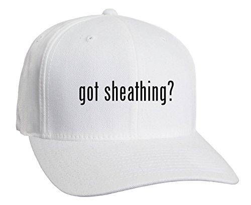 got-sheathing-adult-baseball-hat-white-small-medium