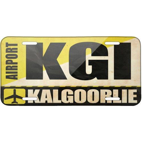 metal-license-plate-airportcode-kgi-kalgoorlie-neonblond