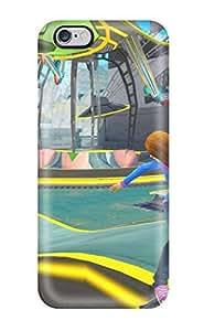 Defender Case For Iphone 6 Plus, Shaun White Skateboarding Pattern(3D PC Soft Case)